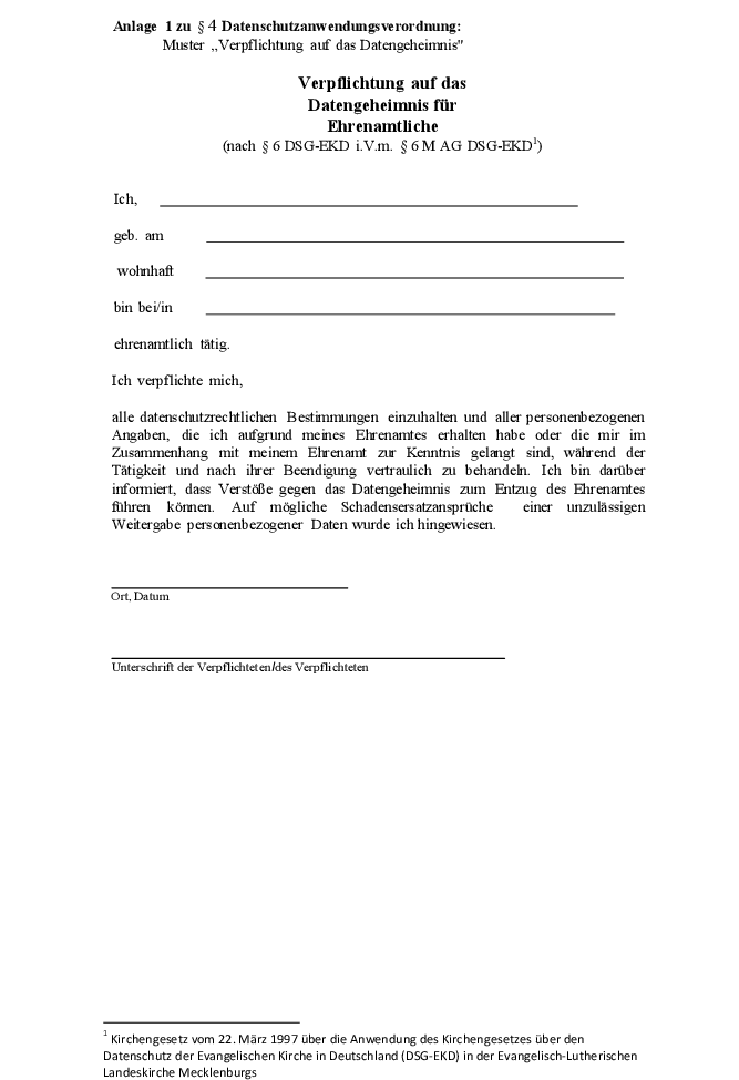 grafik - Muster Datenschutzerklarung